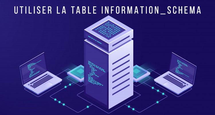 Select des colonnes d'une table ou d'une vue en SQL